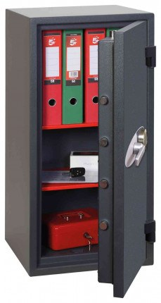 Phoenix Venus HS0653E Eurograde 0 Digital Fire Security Safe - door open