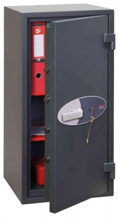 Phoenix Venus HS0653K Eurograde 0 Key Lock Security Safe - door ajar