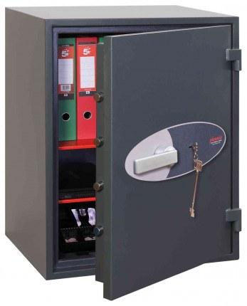 Phoenix Venus HS0654K Eurograde 0 Key Lock Security Safe - door ajar