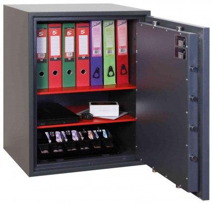 Phoenix Venus HS0654K Eurograde 0 Key Lock Security Safe - door open