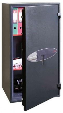 Phoenix Venus HS0655K Eurograde 0 Key Lock Security Safe - door ajar