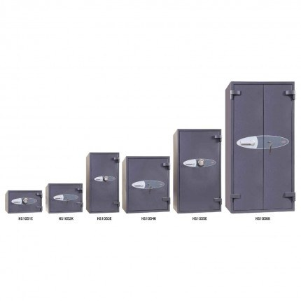Phoenix Neptune HS1050 series - Showing complete range