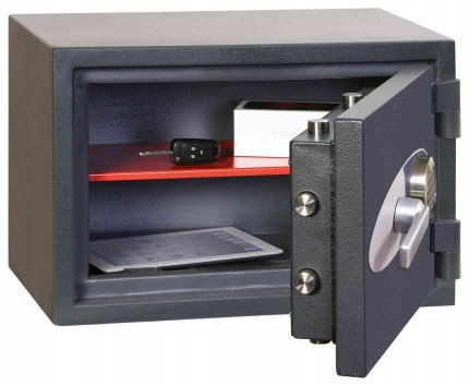 Phoenix Neptune HS1051E Grade 1 Digital Fire Security Safe - open