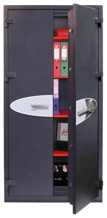 Phoenix Neptune HS1056E Grade 1 Digital Fire Security Safe - ajar
