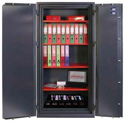 Phoenix Neptune HS1056E Grade 1 Digital Fire Security Safe - interior