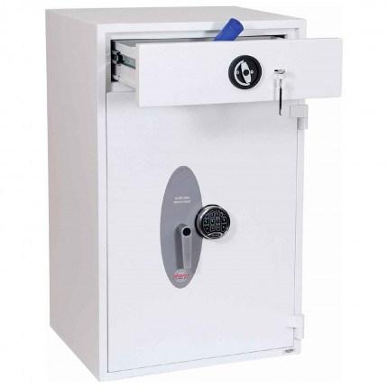Eurograde 1 Deposit Safe - Phoenix Diamond HS1093ED - drawer Open