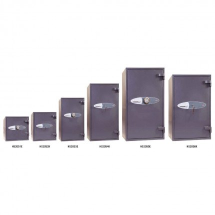 Phoenix Mercury HS2050 Series Eurograde 2 High Security Fire Safes