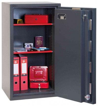Phoenix Mercury HS2053K Eurograde 2 High Security Safe - interior