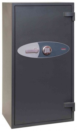 Phoenix Mercury HS2054E Grade 2 Digital Fire Security Safe - closed
