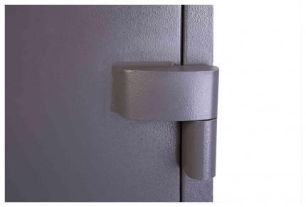 Phoenix Mercury HS2055E Grade 2 Digital Fire Security Safe - hinge detail