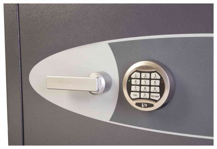 Phoenix Mercury HS2055E Grade 2 Digital Fire Security Safe - electronic keypad