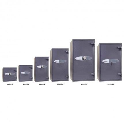 Phoenix Elara HS3550 Eurograde 3 High Security Fire Safes Series