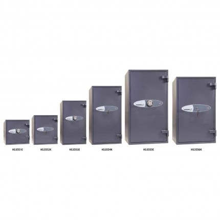 Phoenix Elara HS355o Series Eurorade 3 High Security Fire Safes