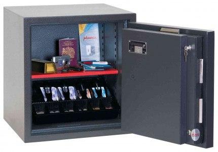Phoenix Elara HS3551E Grade 3 Digital Electronic Fire Security Safe - door wide open