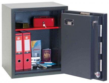 Phoenix Elara HS3552E Grade 3 Digital Electronic Fire Security Safe - interior