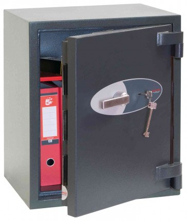 Phoenix Elara HS3552K Key Locking Eurograde 3 High Security Fire Safe - door ajar
