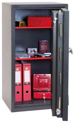 Phoenix Elara HS3553E Grade 3 Digital Electronic Fire Security Safe - door open