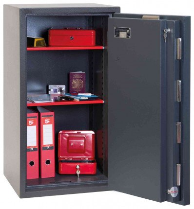 Phoenix Elara HS3553E Grade 3 Digital Electronic Fire Security Safe - interior