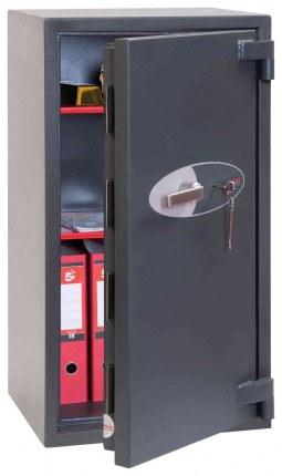 Phoenix Elara HS3553K Key Locking Eurograde 3 High Security Fire Safe - door ajar