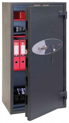 Phoenix Elara HS3554K Key Locking Eurograde 3 High Security Fire Safe - door ajar