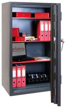Phoenix Elara HS3555K Key Locking Eurograde 3 High Security Fire Safe - open