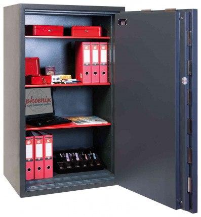 Phoenix Elara HS3555K Key Locking Eurograde 3 High Security Fire Safe -interior
