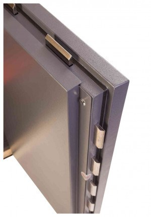 Phoenix Elara HS3555K Key Locking Eurograde 3 High Security Fire Safe - security door bolts