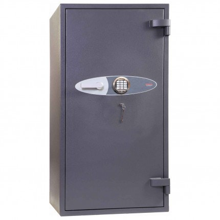 Phoenix Planet HS6075E Police Approved Dual Key & Electronic Eurograde 4 Fire Safe