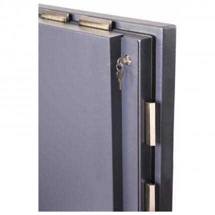 Phoenix Cosmos HS9071E Police Approved Dual Key & Electronic Eurograde 5 Fire Safe - door bolts detail