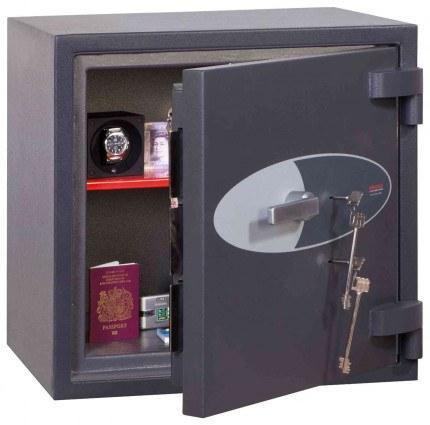 Phoenix Cosmos HS9071K Dual Key Locking Eurograde 5 Safe - Open Door