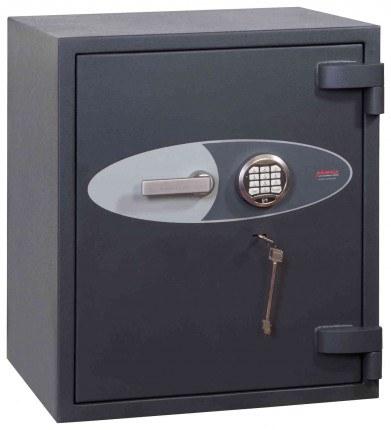 Phoenix Cosmos HS9072E Dual Key & Electronic Locking Eurograde 5 Safe - Closed Door