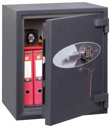 Phoenix Cosmos HS9072E Dual Key & Electronic Locking Eurograde 5 Safe - Open Door