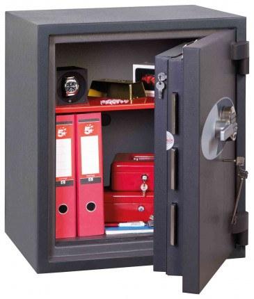 Phoenix Cosmos HS9072E Dual Key & Electronic Locking Eurograde 5 Safe - Fully Open Door