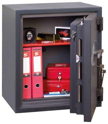 Phoenix Cosmos HS9072K Dual Key Locking Eurograde 5 Safe - Fully Open Door