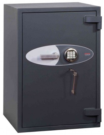 Phoenix Cosmos HS9073E Dual Key & Electronic Eurograde 5 Safe - Closed Door