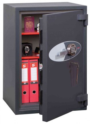 Phoenix Cosmos HS9073E Dual Key & Electronic Eurograde 5 Safe - Open Door