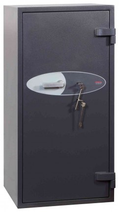 Phoenix Cosmos HS9074K Dual Key Locking Eurograde 5 Safe - Closed Door