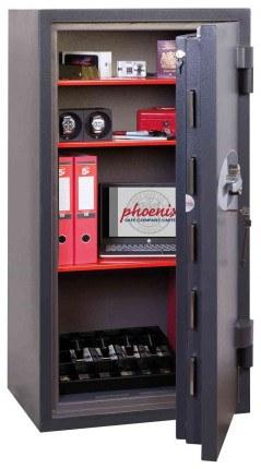 Phoenix Cosmos HS9075E Dual Key & Electronic Eurograde 5 Safe - Fully Open Door