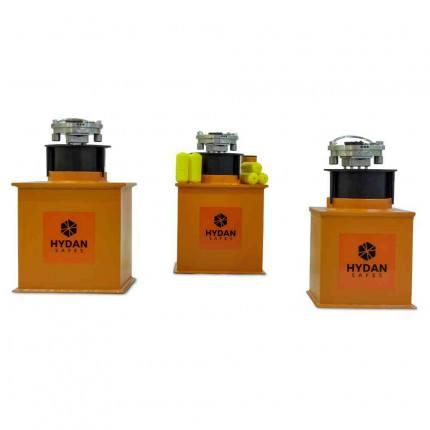 Hydan Cobalt Floor Safe Range