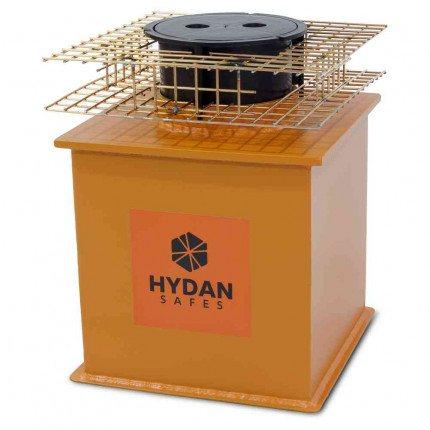 "Hydan Aston Size 2 £17,500 Rated 12"" Round Door Floor Safe"