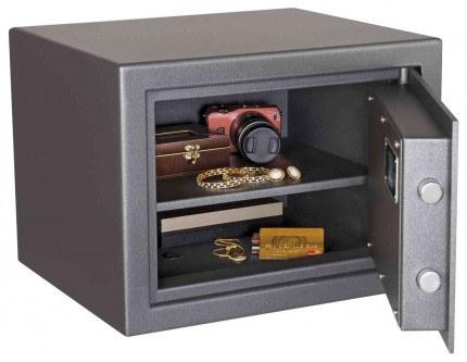 De Raat DRS Vega S2 40E Electronic £4000 Laptop Safe - door open