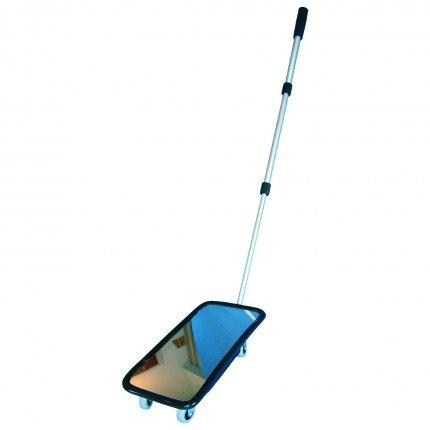 Dancop Spexi IS20X40 Telescopic Convex Inspection Mirror with castors