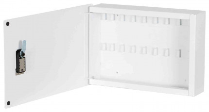 Phoenix Caja KC0042C Key Cabinet Combination Lock 20 Keys - interior view