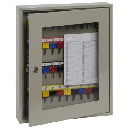 Phoenix Keysure KC0402K slightly open manufactured with a high quality cylinder key lock with 2 keys