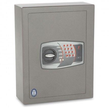 Burton CE40 Key Cabinet Digital Electronic Lock 40 Keys - door closed
