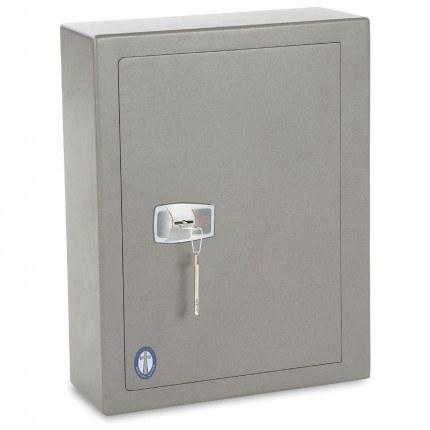 Burton CK40 Key Locking Key Security Cabinet for storing 40 Keys - closed