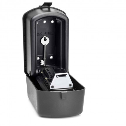 Police Approved - Keyguard Digital XL Mini Key Safe - open with key