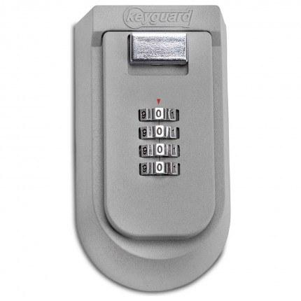 Mini Key Safe - Burton Keyguard Combi MKII - closed