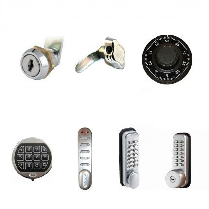 Keysecure Lock Options