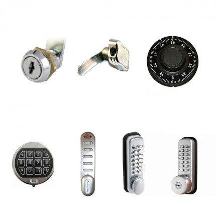 Keysecure Lock Options